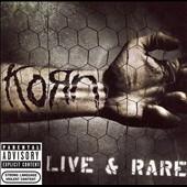 Korn/Live &Rare[82876822472]