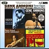 Gene Ammons/Three Classic Albums Plus[AMSC1029]