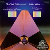Rochberg: Concerto for Oboe;  Druckman: Prism / Mehta, NY PO