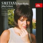 イトゥカ・チェホヴァー/Smetana: Piano Works Vol.5 - Bagatelles et Impromptus Op.6, Galops, Louisen Polka, etc[SU3845]