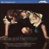 ライアン・ウィッグルスワース/Ryan Wigglesworth: Echo and Narcissus [NMCD213]