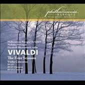 ニコラス・マギーガン/Vivaldi: The Four Seasons, Violin Concertos RV.375, RV 277