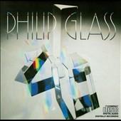 Glass: Glassworks / Philip Glass Ensemble