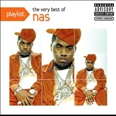 Playlist: The Very Best of Nas CD