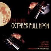 Gary Washburn/Earth Life: October Full Moon [CD36657]