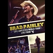 Life Amplified World Tour: Live From WVU DVD