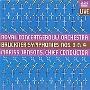 "Bruckner: Symphonies No.3 WAB.103 (Nowak), No.4 WAB.104 ""Romantic"" (Nowak)"