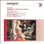 J.S.バッハ: ソナタ第1番ト長調 BWV.1027、ソナタ第2番ニ長調 BWV.1028、ソナタ第3番ト短調 BWV.1029