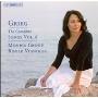 モニカ・グループ/Grieg: The Complete Songs Vol.6 -Norway Op.58, Nine Romances & Songs Op.18, Elegiac Songs Op.59, etc / Monica Groop(Ms), Roger Vignoles(p) [BIS1657]