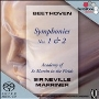 Beethoven: Symphonies Nos. 1 & 2