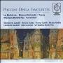 マイケル・コリンズ/Puccini Opera Favourites [CDZ3825892]