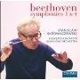 ザールブリュッケン・カイザースラウテルン・ドイツ放送フィルハーモニー管弦楽団/Beethoven:Symphony No.1/No.4:Stanislaw Skrowaczewski(cond)/Saarbrucken Radio Symphony Orchestra [OC521]