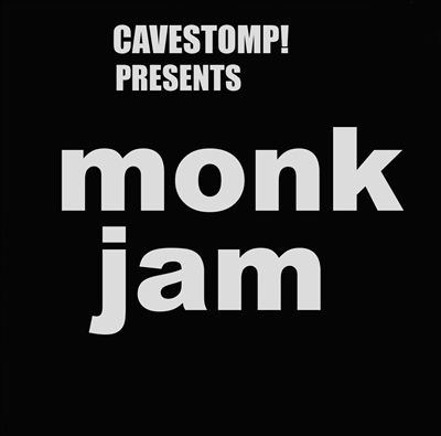 Monk Jam: Live At Cavestomp CD