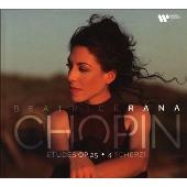 ショパン: 練習曲集 Op.25、4つのスケルツォ