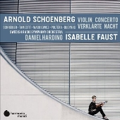 シェーンベルク: ヴァイオリン協奏曲、浄夜