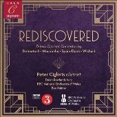 再発見~イギリスのクラリネット協奏曲集