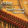 J.S.バッハ: 6つのトリオ・ソナタ BWV.525-530 (D.ポンスフォードによる2台のチェンバロ編)