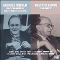 ゴッドフリー・ウィンハム: 管弦楽のためのソナタ、管弦楽のためのコンポジション、ロジャー・セッションズ: ピアノ協奏曲
