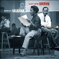 Sarah Vaughan & Clifford Brown<Colored Vinyl>