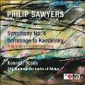 フィリップ・ソーヤーズ: 交響曲第4番、カンディンスキーへのオマージュ