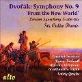 ドヴォルジャーク: 序曲「謝肉祭」(管弦楽のための) Op.92、交響曲 第9番 「新世界より」 Op.95、ブラームス: ハイドンの主題による変奏曲(管弦楽のための) Op.56a