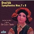 ドヴォルザーク: 交響曲 第7番、第8番