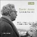 ダニエル・ジョーンズ: 交響曲第3番(1951)、交響曲第5番(1958)