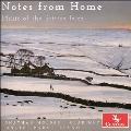 ノーツ・フロム・ホーム~ブリテン諸島の音楽