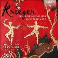 ヨハン・クリーガー: ハープシコード、オルガン曲全集