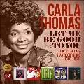 Let Me Be Good To You - The Atlantic & Stax Recordings (1960-1968) (4CD Clamshell Box)