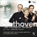 ベートーヴェン: ピアノ三重奏曲集+チェロとピアノのための作品全曲+ヴァイオリン・ソナタ全曲