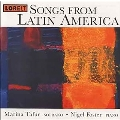 Songs from Latin America