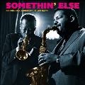 Somethin' Else<Solid Blue Virgin Vinyl>