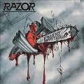 Violent Restitution<White/Red Splatter Vinyl>