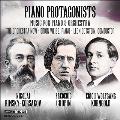 「PIANO PROTAGONISTS」~ピアノと管弦楽のための作品集