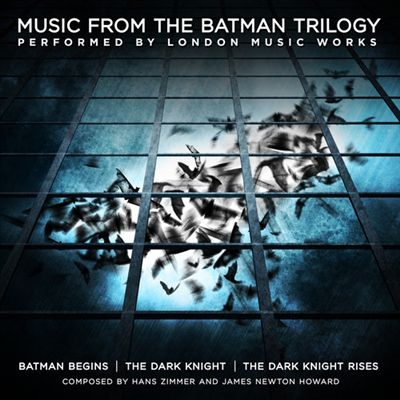 Music From The Batman Trilogy LP