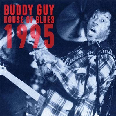House Of Blues 1995 CD