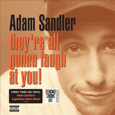 They're All Gonna Laugh At You<RECORD STORE DAY対象商品>