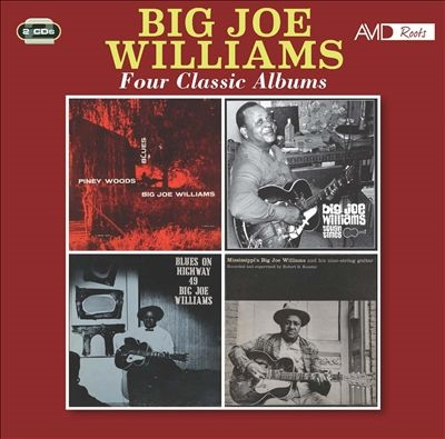 Big Joe Williams/Four Classic Albums[AMSC1385]