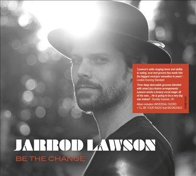 Jarrod Lawson/Be The Change[DOMELP349X]