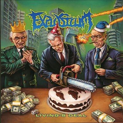 Explosicum/Living's Deal[P18R155]