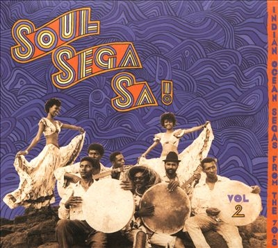 Soul Sega Sa Vol.2: Indian Ocean Segas From the 70's[AD5960C]