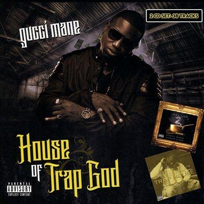House of Trap God CD
