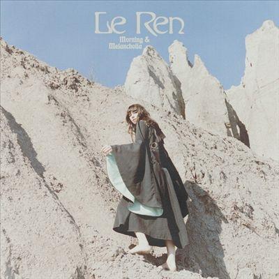 Le Ren/Morning &Melancholia<White Vinyl>[SC407LPC1]