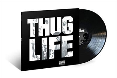 Thug Life: Volume 1<Black Vinyl> LP