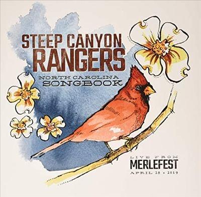 Steep Canyon Rangers/North Carolina Songbook<Tri-Color Vinyl/RECORD STORE DAY対象商品>[LPYEP2667X]