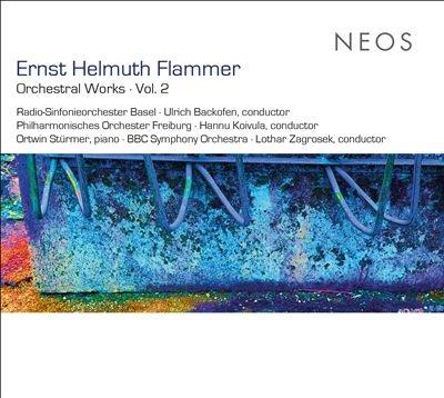 ウルリヒ・バッコーフェン/エルンスト・ヘルムート・フランマー: 管弦楽曲作品集 Vol.2[NEOS11909]