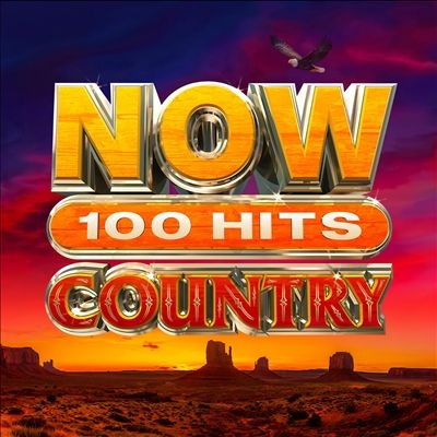 Now 100 Hits Country CD