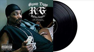 R&G (Rhythm & Gangsta): The Masterpiece<Black Vinyl> LP