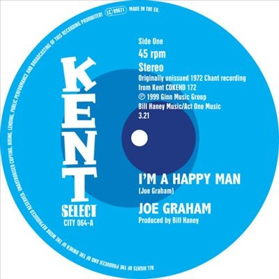 I'm a Happy Man/Whatever I Am, I'm Yours 7inch Single